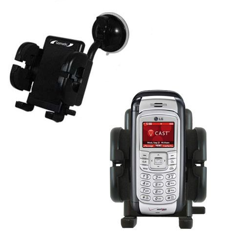 Windshield Holder compatible with the LG VX9900