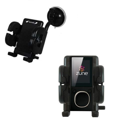 Windshield Holder compatible with the Microsoft Zune 4GB / 8GB