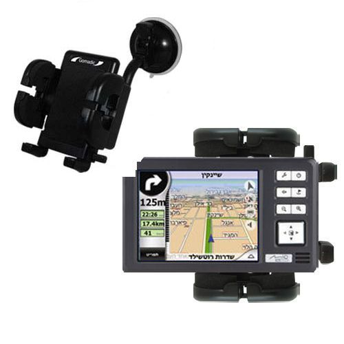 Windshield Holder compatible with the Mio 169