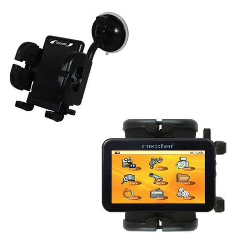 Windshield Holder compatible with the Nextar K40