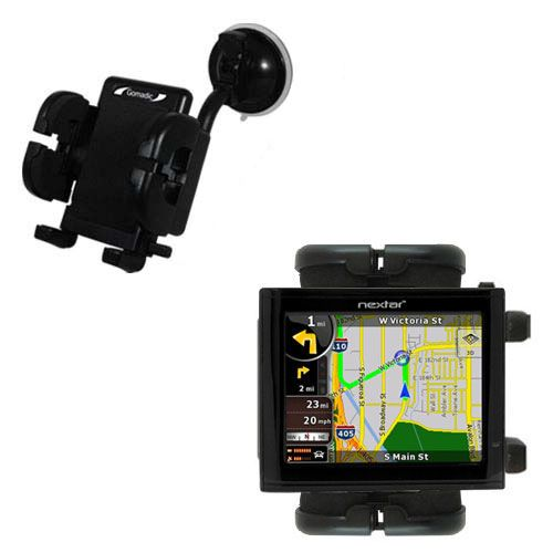 Windshield Holder compatible with the Nextar ME
