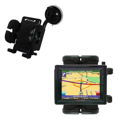 Windshield Holder compatible with the Nextar P3