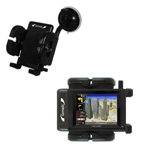 Windshield Holder compatible with the Nextar SNAP5