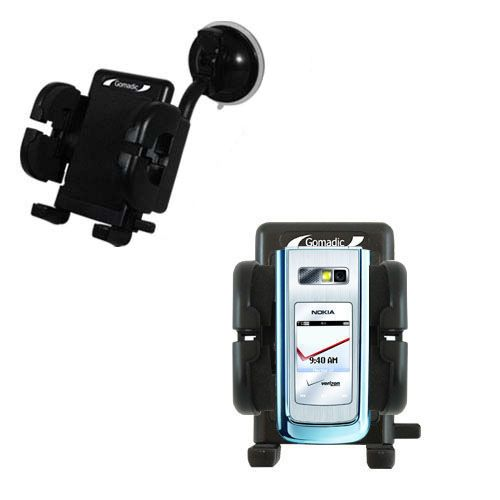 Windshield Holder compatible with the Nokia 6205