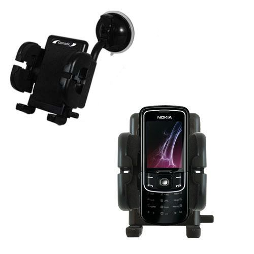 Windshield Holder compatible with the Nokia 8600 Luna