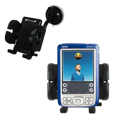 Windshield Holder compatible with the Palm palm Zire 72s