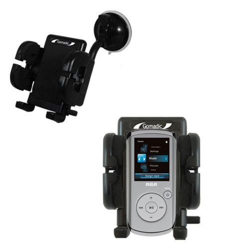 Windshield Holder compatible with the RCA M4102 Opal Digital Media Player