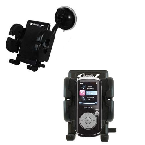 Windshield Holder compatible with the RCA M4204 OPAL Digital Media Player
