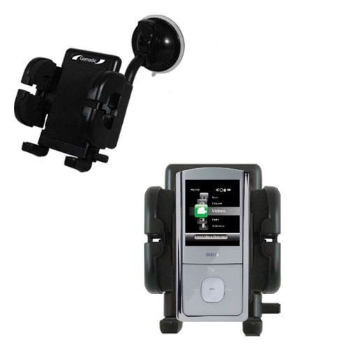 Windshield Holder compatible with the RCA M4304 Opal Digital Media Player