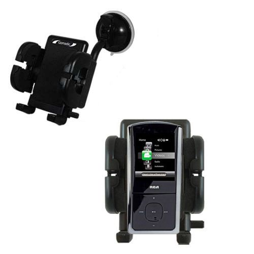 Windshield Holder compatible with the RCA M4308 Opal Digital Media Player