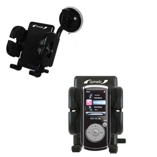 Windshield Holder compatible with the RCA MC4204 OPAL Digital Media Player