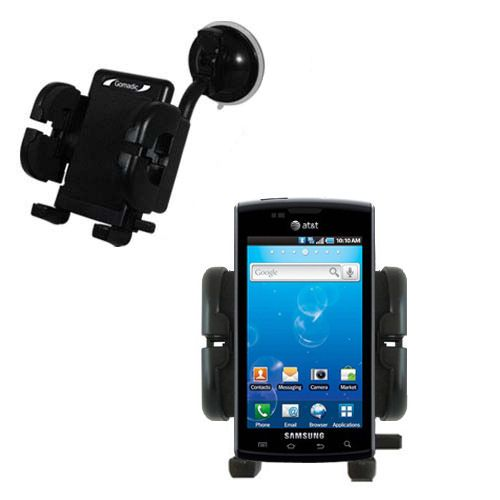 Windshield Holder compatible with the Samsung Captivate