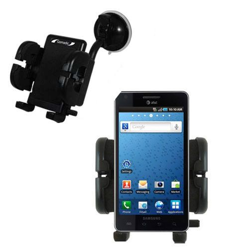 Windshield Holder compatible with the Samsung Infuse 4G