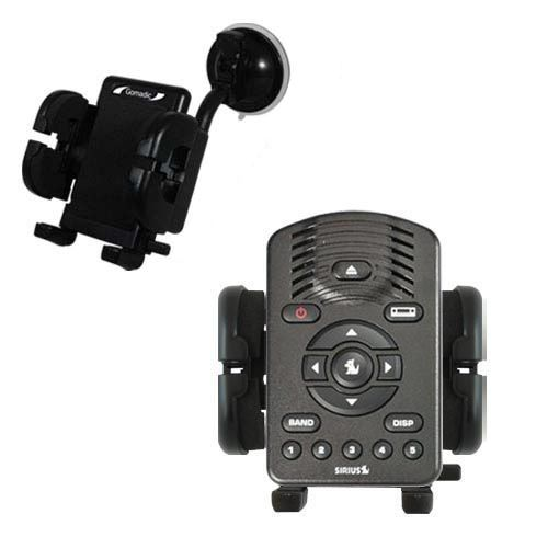 Windshield Holder compatible with the Sirius One SV1