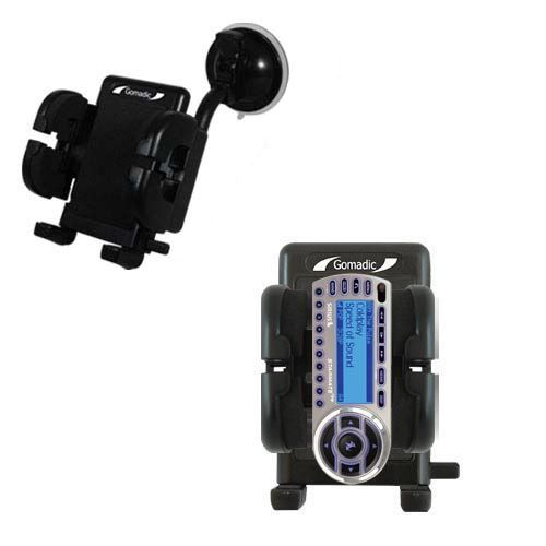 Windshield Holder compatible with the Sirius StarMate ST2