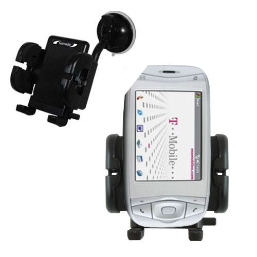 Windshield Holder compatible with the T-Mobile MDA IV