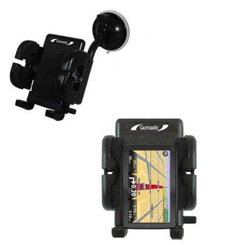 Windshield Holder compatible with the TomTom VIA 1500