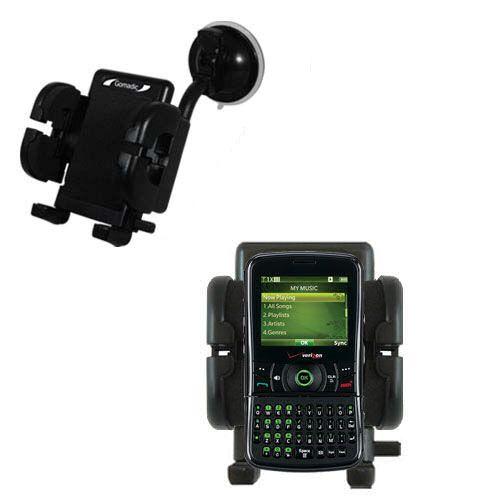 Windshield Holder compatible with the Verizon Razzle TXT8030