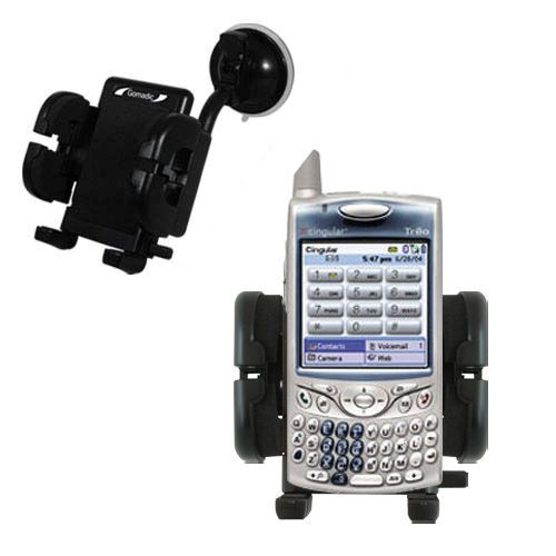 Windshield Holder compatible with the Verizon Treo 650
