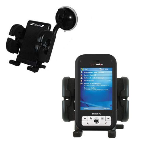 Windshield Holder compatible with the Verizon XV6700 XV6800