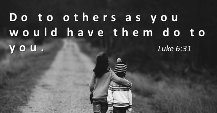 Bible Verses About Friendship - Luke 6:31