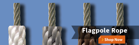 Flagpole Rope Shop Now