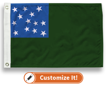 Green Mountain Boys Flag