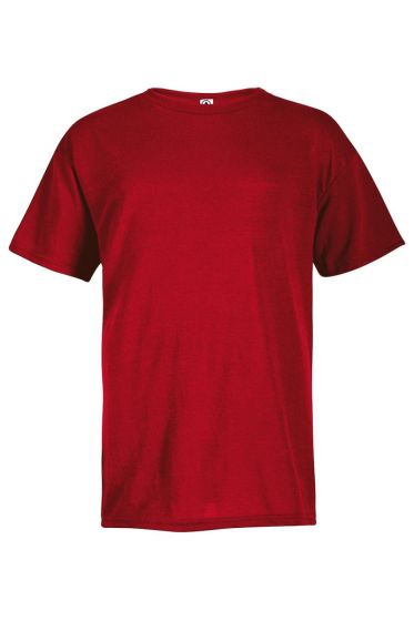 Value 11001 30/1s Adult 100% Poly Performance Tee