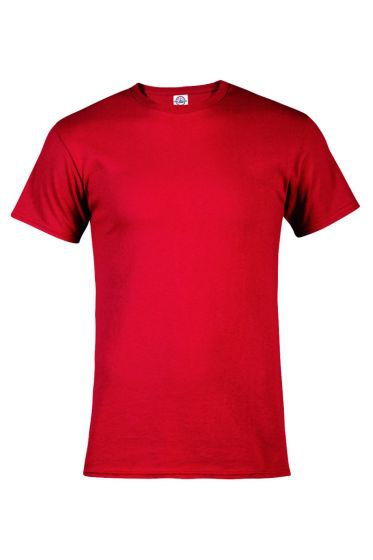 BULK SPECIAL ($1.45 White/$1.99 Colors) - Value 11730 Adult 5.2 oz  T-Shirt