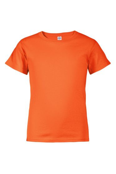 BULK SPECIAL YOUTH ($1.69 White/$1.99 Colors) - Value 11736 Youth 5.2 oz T-Shirt
