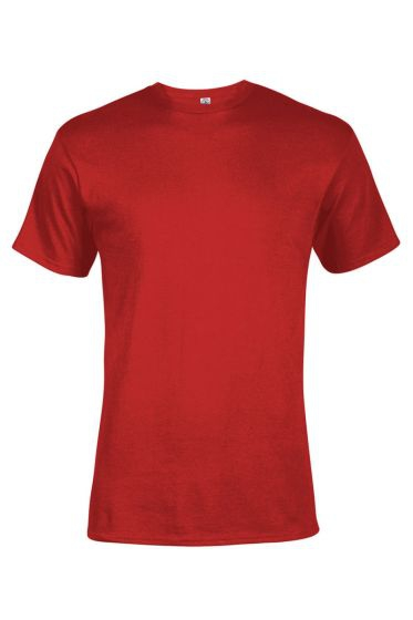 Value 19500 Adult 5.5 oz Recycled Tee