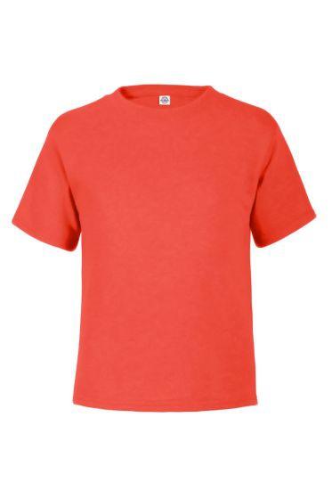 Value 65300 Juvenile 5.2 oz Short Sleeve Tee