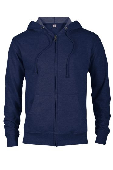 Value 97300 Adult Unisex French Terry Zip Hoodie