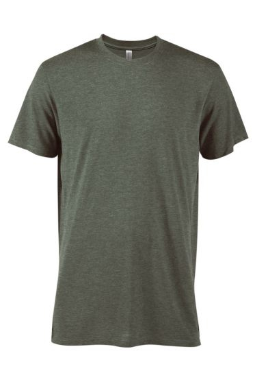 Value P601T Mens Tri-Blend Short Sleeve Crew Neck Tee
