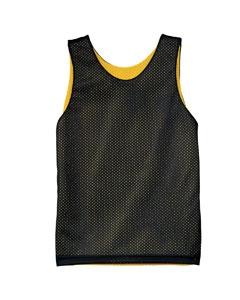 A4 N2206 Youth Reversible Mesh Tank Shirt