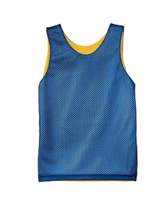 A4 N2206 Youth Reversible Mesh Tank Shirt