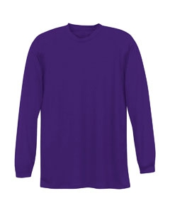A4 N3165 Long Sleeve Cooling Performance Crew Shirt