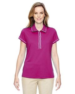 adidas Golf A126 Ladies' Piped Fashion Polo