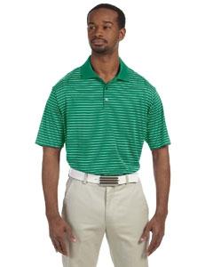 adidas Golf A160 Men's climalite® Pencil Stripe Polo