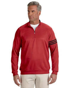 adidas Golf A190 Men's climalite® 3-Stripes Pullover
