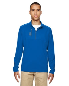 adidas Golf A195 puremotion® Mixed Media Quarter-Zip