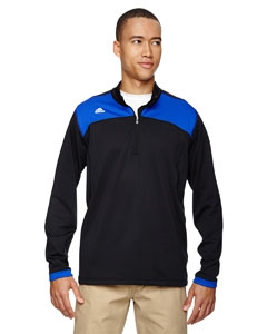 adidas Golf A201 climawarm+ Half-Zip Pullover