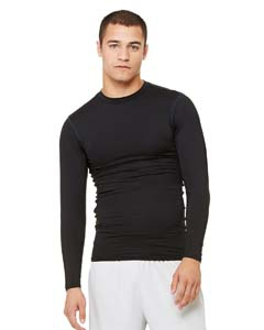 Alo Sport M3003 for Team 365 Men's Compression Long-Sleeve T-Shirt