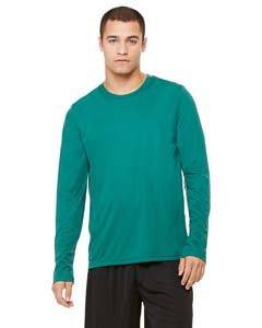 Alo Sport M3009 for Team 365 Men's Performance Long-Sleeve T-Shirt