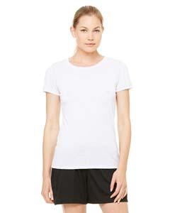 Alo Sport W1101 Ladies' Performance Triblend Short-Sleeve T-Shirt