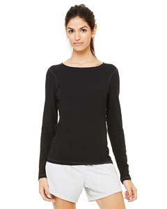 Alo Sport W3004 Ladies' Bamboo Long-Sleeve T-Shirt