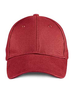 Anvil 136 Solid Brushed Twill Cap