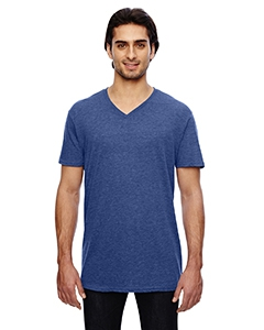 Anvil 352 3.2 oz. Featherweight Short-Sleeve V-Neck T-Shirt