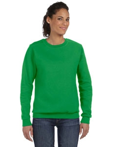 Anvil 71000L Ladies' Crewneck Fleece