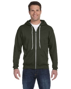 Anvil 71600 Full-Zip Hooded Fleece